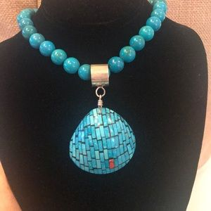 Jewelry - Native American Turquoise necklace